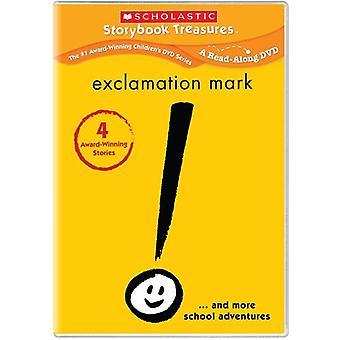 Exclamation Mark & meer School Adventures [DVD] USA importeren