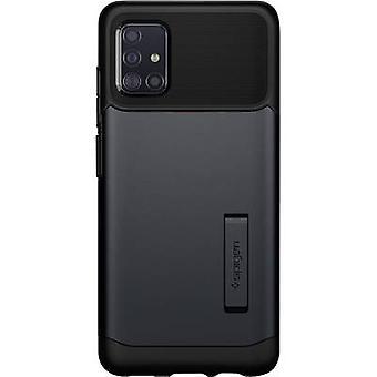 Spigen Slim Panssarikotelo Samsung Galaxy A51 Harmaa