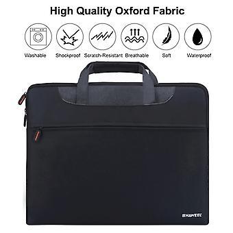 [UAE Stock] HAWEEL 15.6 inch Zipper Shoulder Handheld Laptop Bag, For Macbook, Samsung, Lenovo, Sony, DELL Alienware, CHUWI, ASUS, HP, 15.6 inch and B
