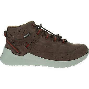 Keen Highland Chukka 1023863Chestnut universal all year men shoes