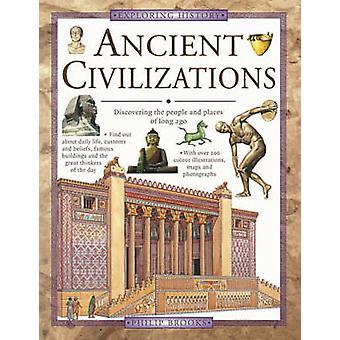 Phillip Brooksin muinaiset sivilisaatiot tutustumassa pitkän ajan ihmisiin ja paikkoihin