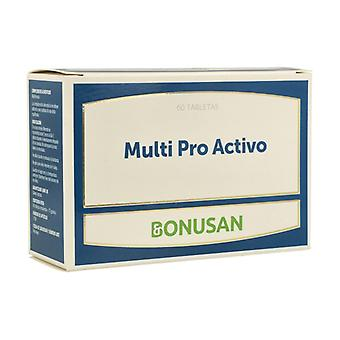 Multi Pro Active 60 tablets