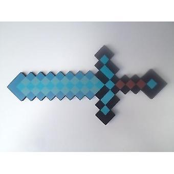 60cm 2pcs/lot Minecr Model Sværdet