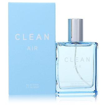 Clean Air Eau De Toilette Spray By Clean 2 oz Eau De Toilette Spray