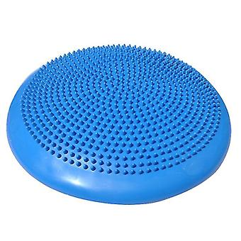 Inflated Stability Wobble Cushion, Including Free Pump/exercise Fitness Core Balance Disc