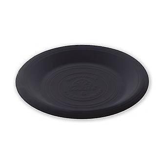 Large Biodegradable Black Plates 20 units