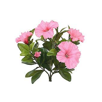 Konstgjord Petunia bukett 25 cm rosa