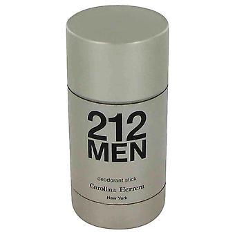 Aerosol del desodorisante 212 por Carolina Herrera 2.5 oz desodorante Stick