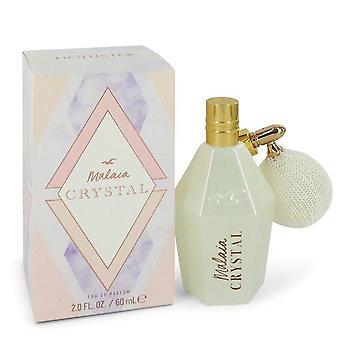 Hollister Malaia Crystal Eau De Parfum Spray By Hollister 2 oz Eau De Parfum Spray