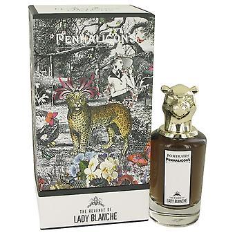 La venganza de Lady Blanche Eau De Parfum Spray por 2.5 oz Eau De Parfum Spray de Penhaligon