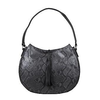 Bulaggi Quince Hobo Shoulder Bag Size 27x35x11cm - Black
