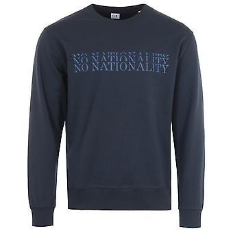 NN07 Brody Sustainable Tencel Blend Sweatshirt - Navy
