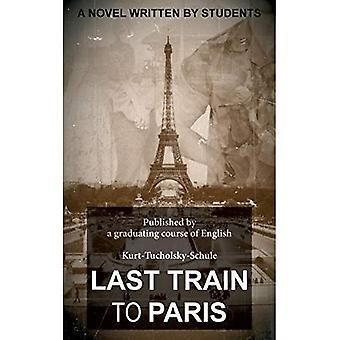 Laatste trein naar Parijs