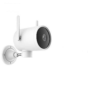 Dış Mekan Su Geçirmez Kamera Ip66 Wifi Akıllı Web Kamerası 270 Açı 1080p