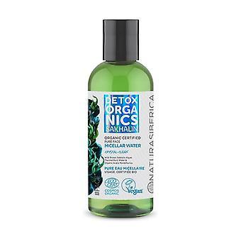 Bio purifying facial micellar water 170 ml