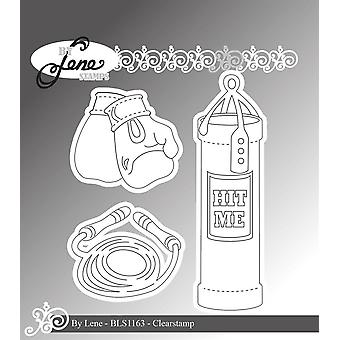 By Lene Boxing Clear Stamps