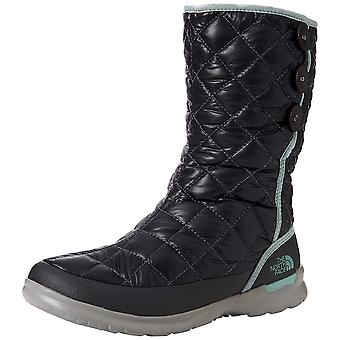 The North Face Womens Thermoball Button Up Round Toe Mid-Calf Cold Weather Boots