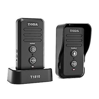 Új érkezés elfogadható ár Kaputelefon rendszer Audio Door Bell / Home Security