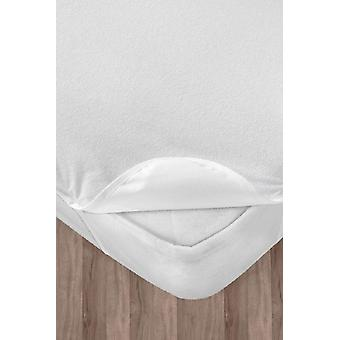 Baby Cot Crib Bed Linen Mattress Protector, Fitted Sheet Corner Elastic,