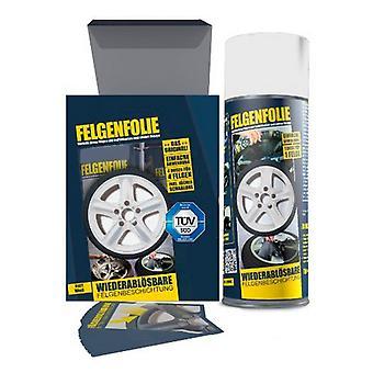 Liquid Rubber for Cars Mibenco     White 400 ml (4 pcs)