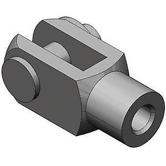 SMC Rod chape Gkm20-40 80 Mm, 100 Mm