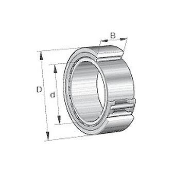 INA NAO20X35X17-XL Machined Needle Roller Bearing
