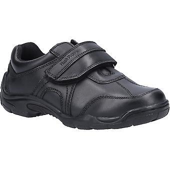 Hush Cachorros Niños Arlo Zapatos escolares de cuero junior