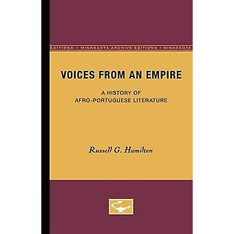 Voices From an Empire door Russell G. Hamilton