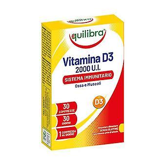 Vitamin d3 30 tablets