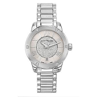 Saint Honore Analog Watch Quartz for Women with Stainless Steel Strap 7511301LGPAN