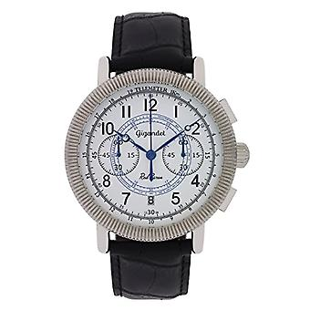 Gigandet Red Baron IV Men's Watch Analog Chronograph Quartz Black White G19-004