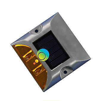 Led reflector op zonne-energie