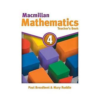 Macmillan Maths 4 Teacher's Book