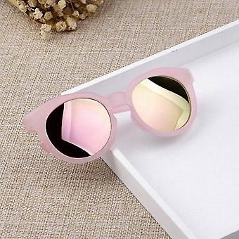 Children Cat Eyes Square Sunglasses