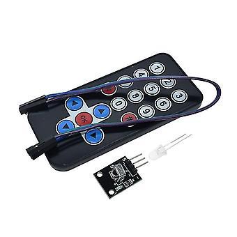 Remote Control Module Kits Diy Kit Hx1838 For Arduino Raspberry Pi