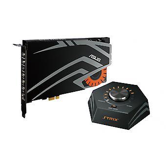 ASUS STRIX RAID PRO Sisäinen 7.1-kanavainen PCI-E-äänikortti