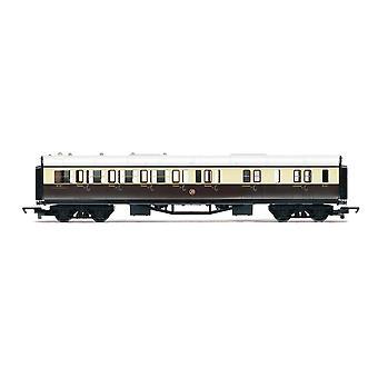 Hornby GWR Brake Third Coach Era 3 Model Train