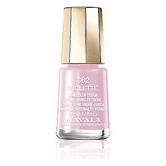 Nail polish Nail Color Mavala 362-violette (5 ml)