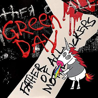 Green Day - Father Of All... Limited Edition Rainbow Puke Vinyl
