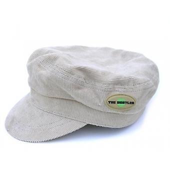 Beatlesin apu! Hattu: Beige-johto merkillä (X-Large)