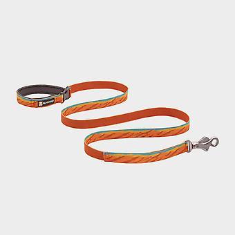 New Ruffwear Flat Out Adjustable Dog Lead Orange