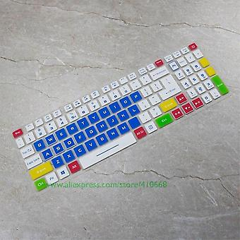 2Pcs keyboard protector skin for acer nitro 15.6'' laptop keyboard cover