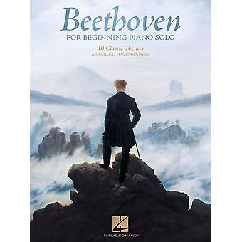 Beethoven para comenzar solo de piano