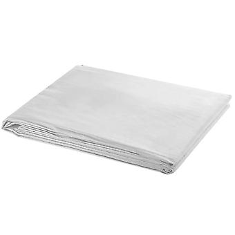 Backdrop Cotton White 600x300cm Studio Background Support System Stand