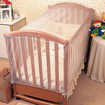 Baby Crib Cot Insect Mosquitoes Wasps Flies Net For Infant Bed