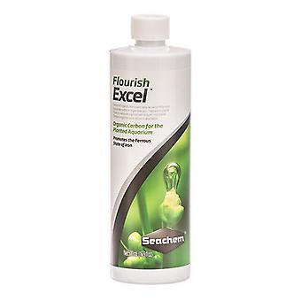 Seachem Flourish Excel Organiskt Kol - 17 oz