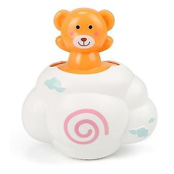 Bath toys baby bathing toy sprinklers brown bear