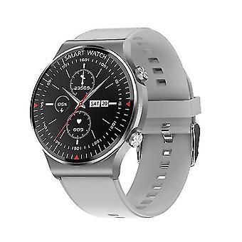 Smart ur w5 bluetooth opkald 1,3 tommer ip67 vandtæt pulsmåler mænds ur armbåndsur til