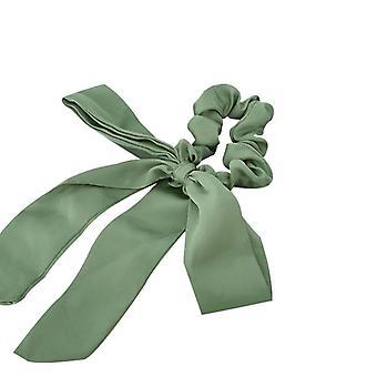 Vlasová kravata Vlasy Bow Knot Vlasové doplnky Vlasové lano Headdress Ženy