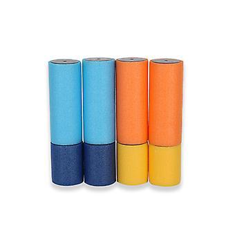 Sommer-Kinderwasserpistole, Schaumwasserpistole Langstreckenschießen (4er-Pack)